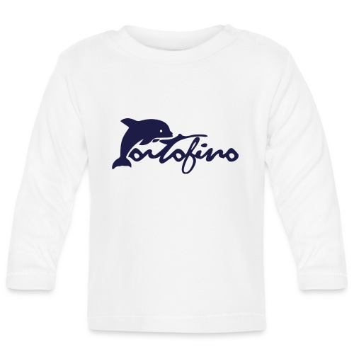 portofino 2019 NAVY - Baby Long Sleeve T-Shirt