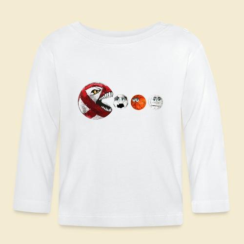 Radball | Cycle Ball RedMan - Baby Langarmshirt