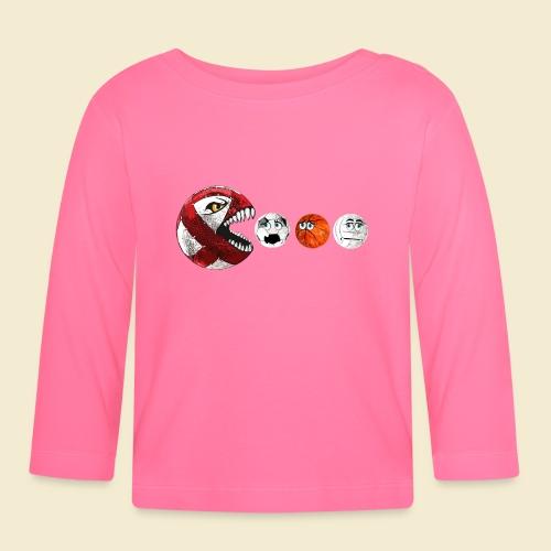 Radball   Cycle Ball RedMan - Baby Langarmshirt