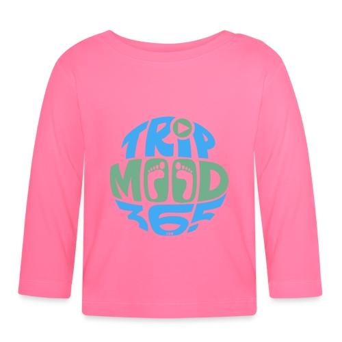 TRIPMOOD365 Traveler Clothes and Products- Colors - Vauvan pitkähihainen paita