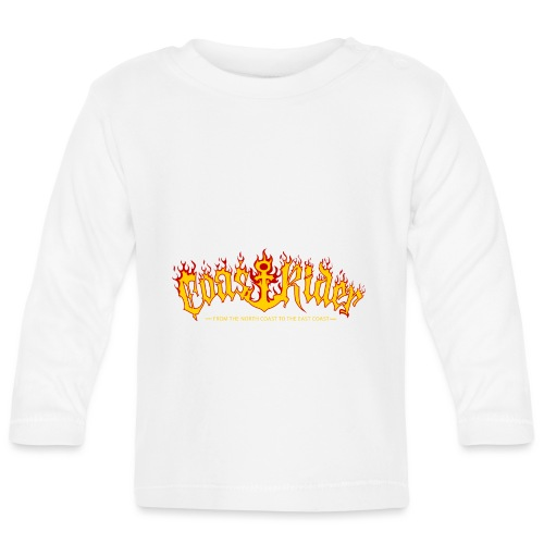 Coastrider v4 - Baby Langarmshirt