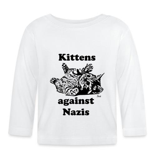 kittensagainstnazis - Baby Langarmshirt