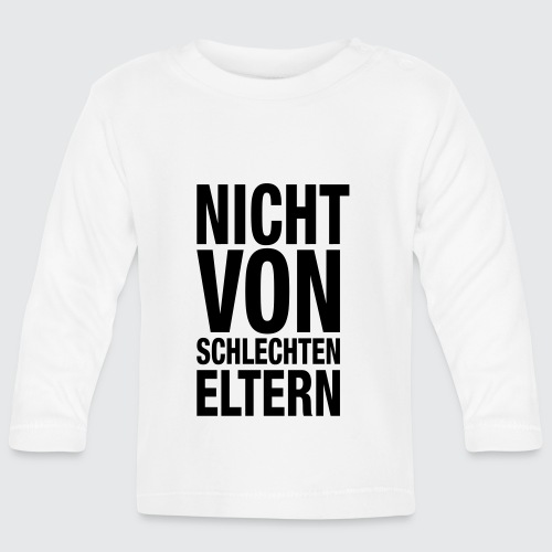 eltern - Baby Langarmshirt
