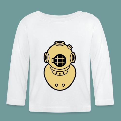 scaph_02 - T-shirt manches longues Bébé