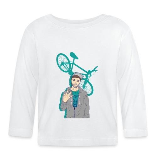 BMX Style - T-shirt manches longues Bébé