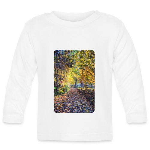 Autumn - Koszulka niemowlęca z długim rękawem
