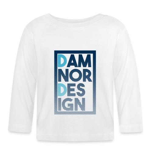 Damnor design (H) - T-shirt manches longues Bébé