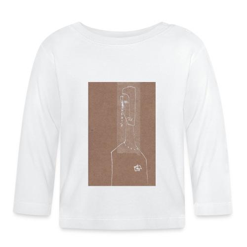 Face_Phone - Långärmad T-shirt baby