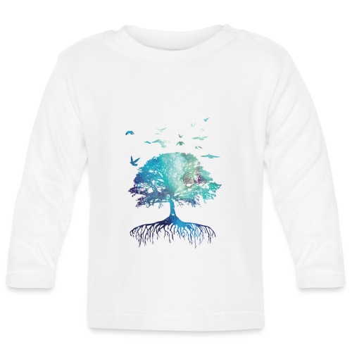 Unisex Hoodie Next Nature - Baby Long Sleeve T-Shirt