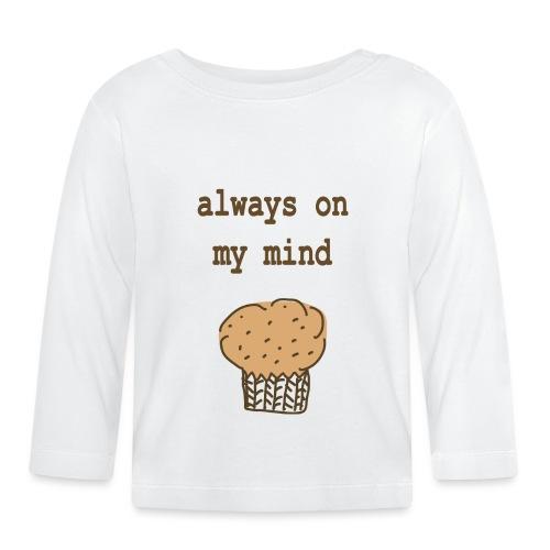 Always On My Mind Muffin - Baby Langarmshirt