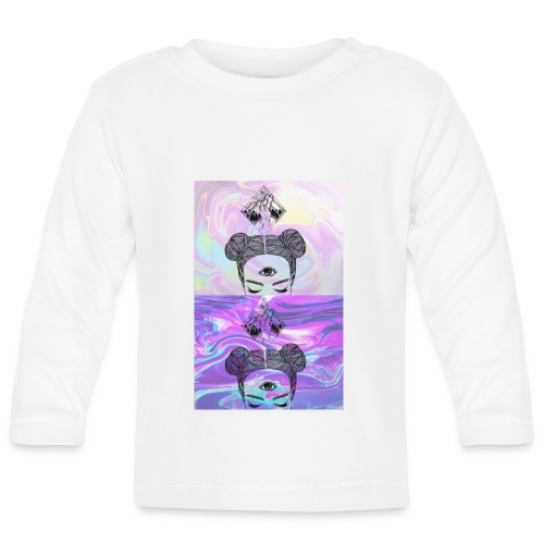 Third Eye - Baby Long Sleeve T-Shirt