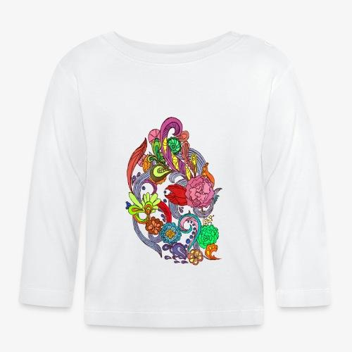 Flower Power - Crispy Morning - Långärmad T-shirt baby