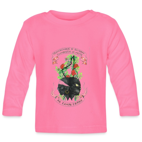 Clandestinu Ribellu - T-shirt manches longues Bébé