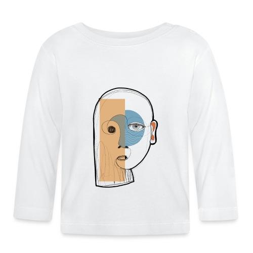 portrait - Maglietta a manica lunga per bambini