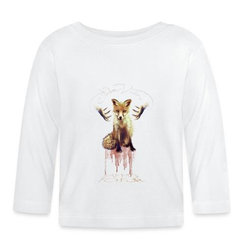 Say No to Fur - T-shirt manches longues Bébé