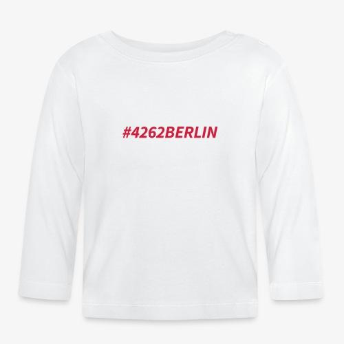 #4262berlin - Baby Langarmshirt