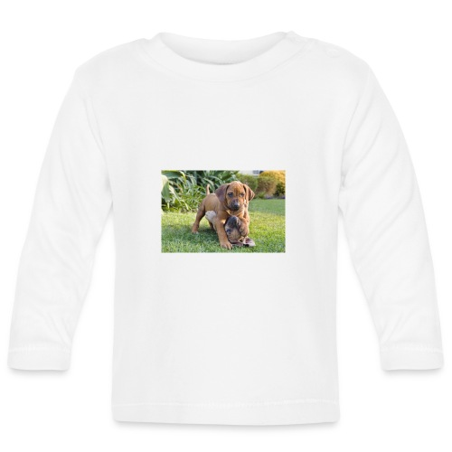 adorable puppies - Baby Long Sleeve T-Shirt