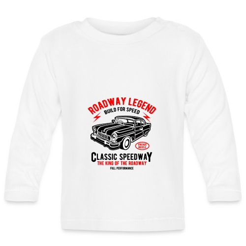 Roadway Legend Build for Speed - T-shirt