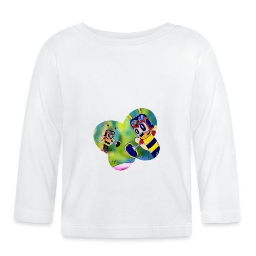Printemps - T-shirt manches longues Bébé