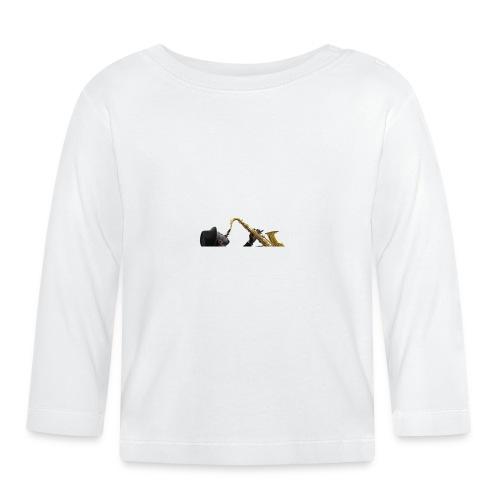 Shaka saxo - T-shirt manches longues Bébé