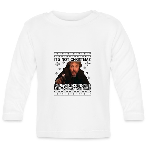 Die Hard Its Not Christmas - T-shirt