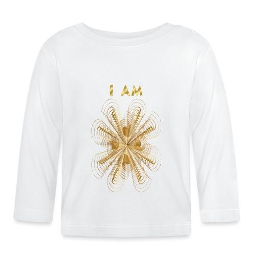 I AM - Maglietta a manica lunga per bambini