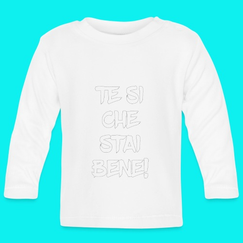 tesiokok - Maglietta a manica lunga per bambini