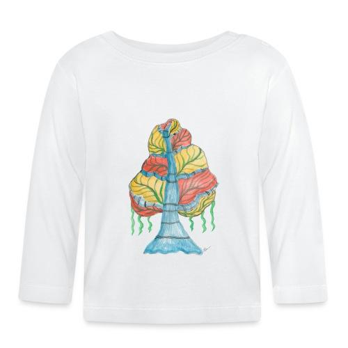 albero_alma_2015 - Maglietta a manica lunga per bambini