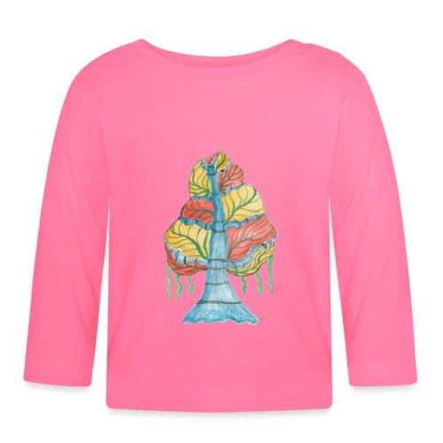 albero_alma_2015_2 - Maglietta a manica lunga per bambini