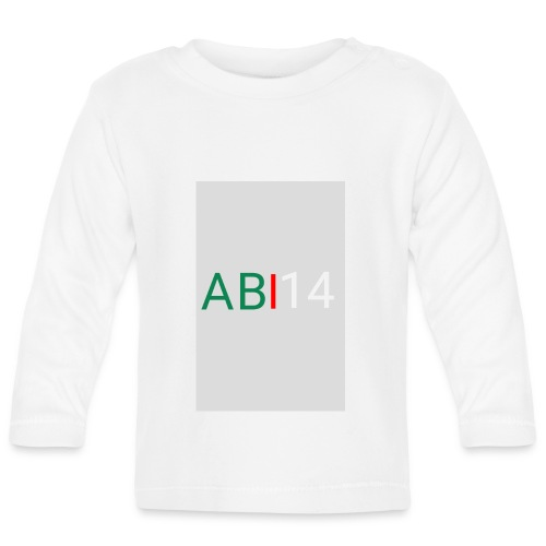 ABI14 - T-shirt manches longues Bébé
