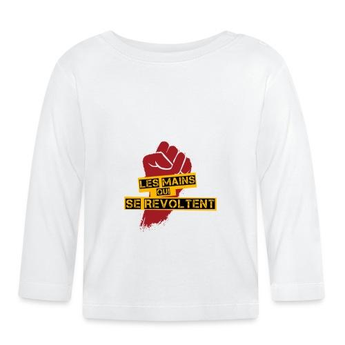 LA REVOLTE - T-shirt manches longues Bébé