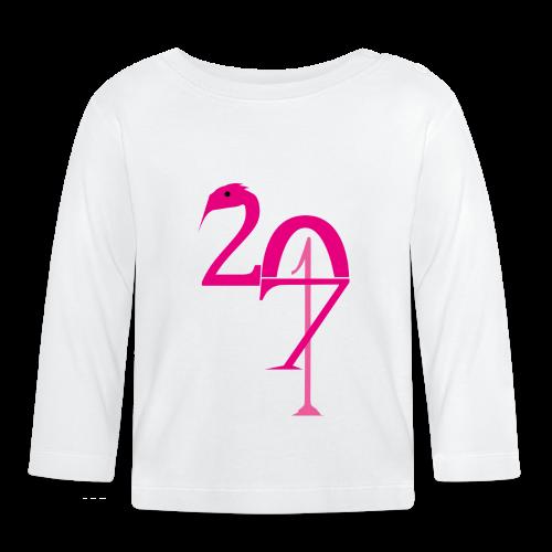 2017 - T-shirt manches longues Bébé