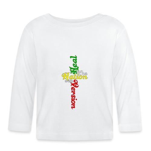 Reggae Healing Gears - Baby Long Sleeve T-Shirt