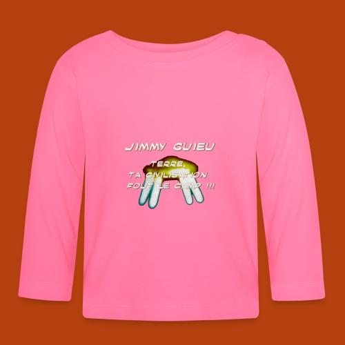 JIMMY GUIEU - T-shirt manches longues Bébé