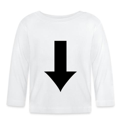 Arrow - Långärmad T-shirt baby