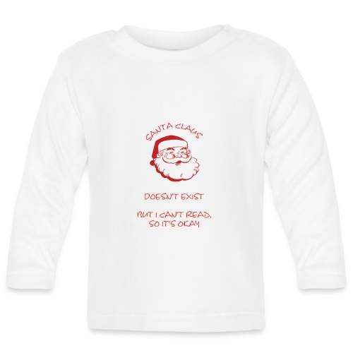 Santa Claus - Baby Long Sleeve T-Shirt
