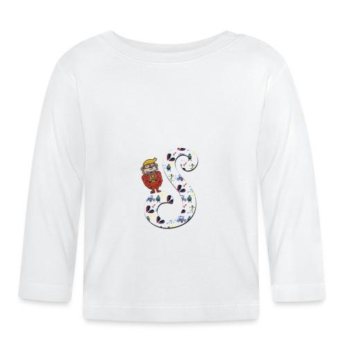 S comme Superbe - T-shirt manches longues Bébé