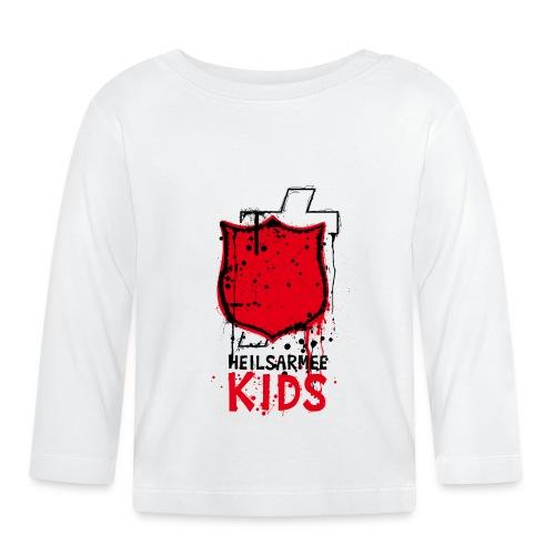 Kids Shirts Shield - Baby Langarmshirt