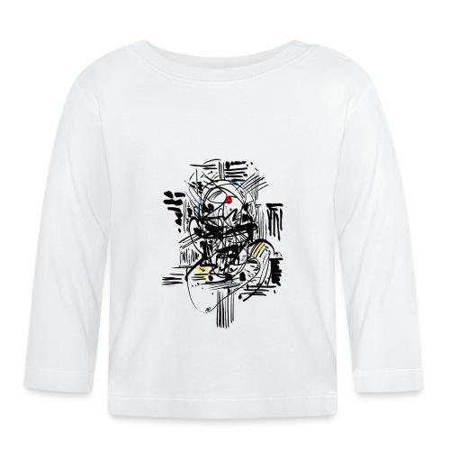 Samurai Ink - Baby Long Sleeve T-Shirt