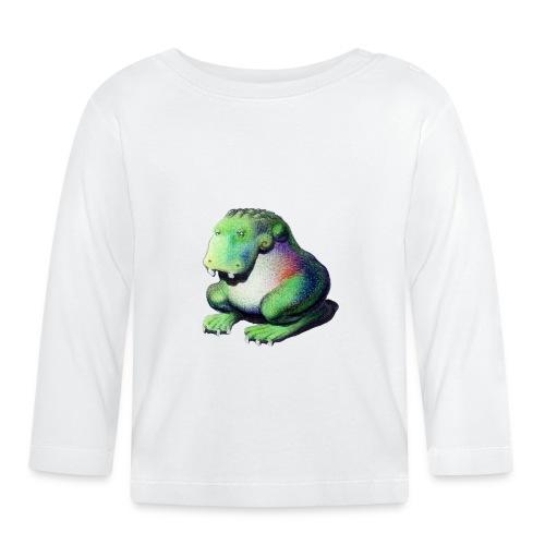 rospolo - Maglietta a manica lunga per bambini