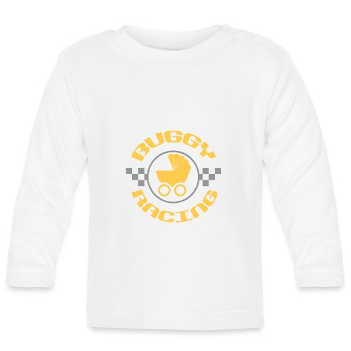 Buggy_Racing - Baby Langarmshirt