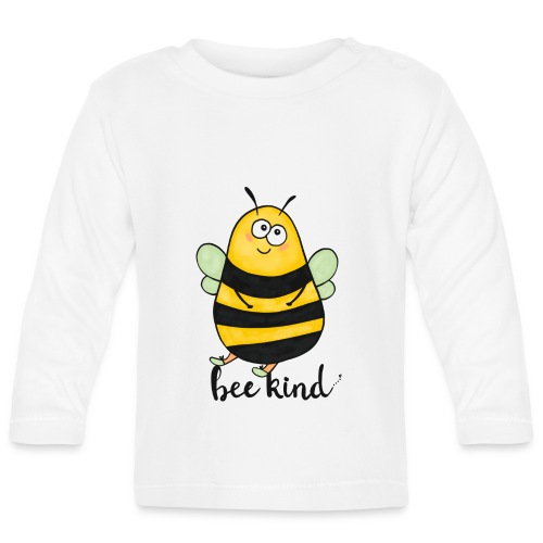 Bee Kind - Baby Long Sleeve T-Shirt