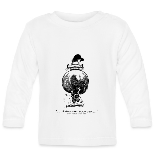 PonyGalopp Thelwell Cartoon - Baby Long Sleeve T-Shirt