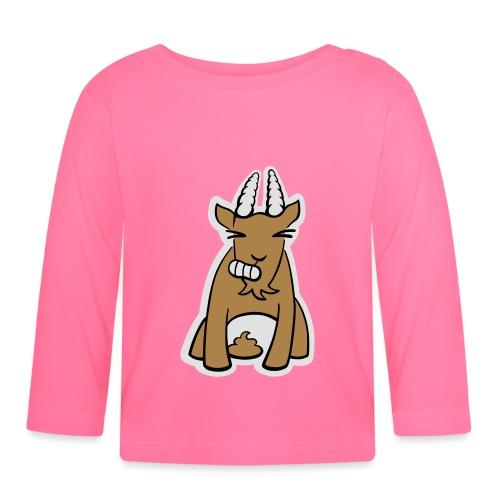 Scheissbock - Baby Langarmshirt