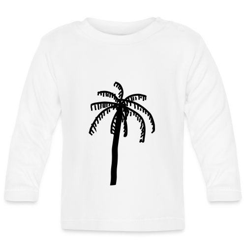 Palme No.1 - Baby Langarmshirt