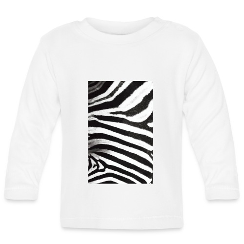 Zebra phone case - Baby Long Sleeve T-Shirt
