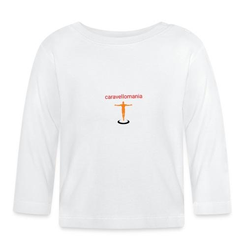 CARAVELLOMANIA - Maglietta a manica lunga per bambini