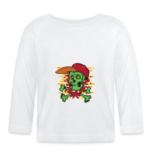 Hello Creeps - Baby Long Sleeve T-Shirt