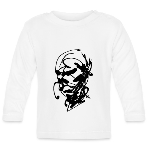 face - Baby Long Sleeve T-Shirt
