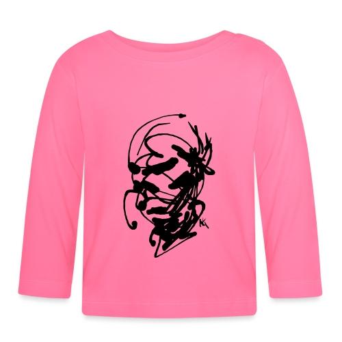 face - Baby Long Sleeve T-Shirt